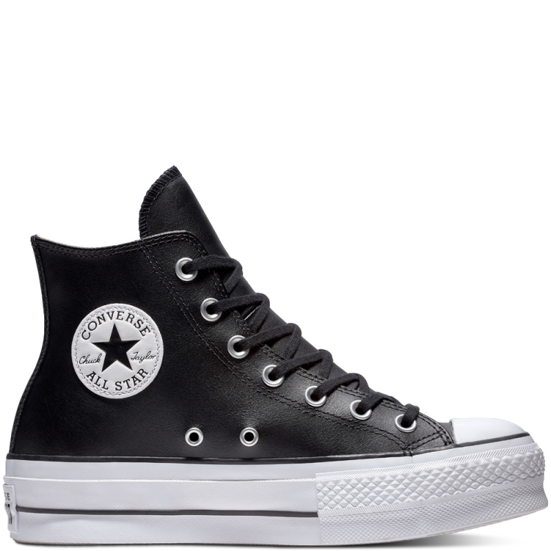 all star converse plateforme