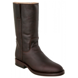 BOTTES HOMME CUIR STYLE...