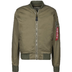 BOMBER COTON HOMME GROUND...